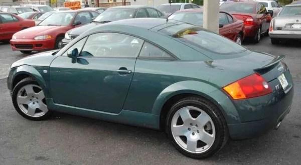 1 - Audi TT