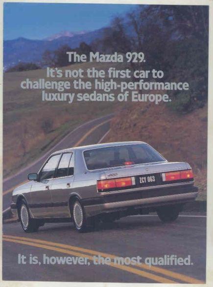 1988 mazda 929 ad 2