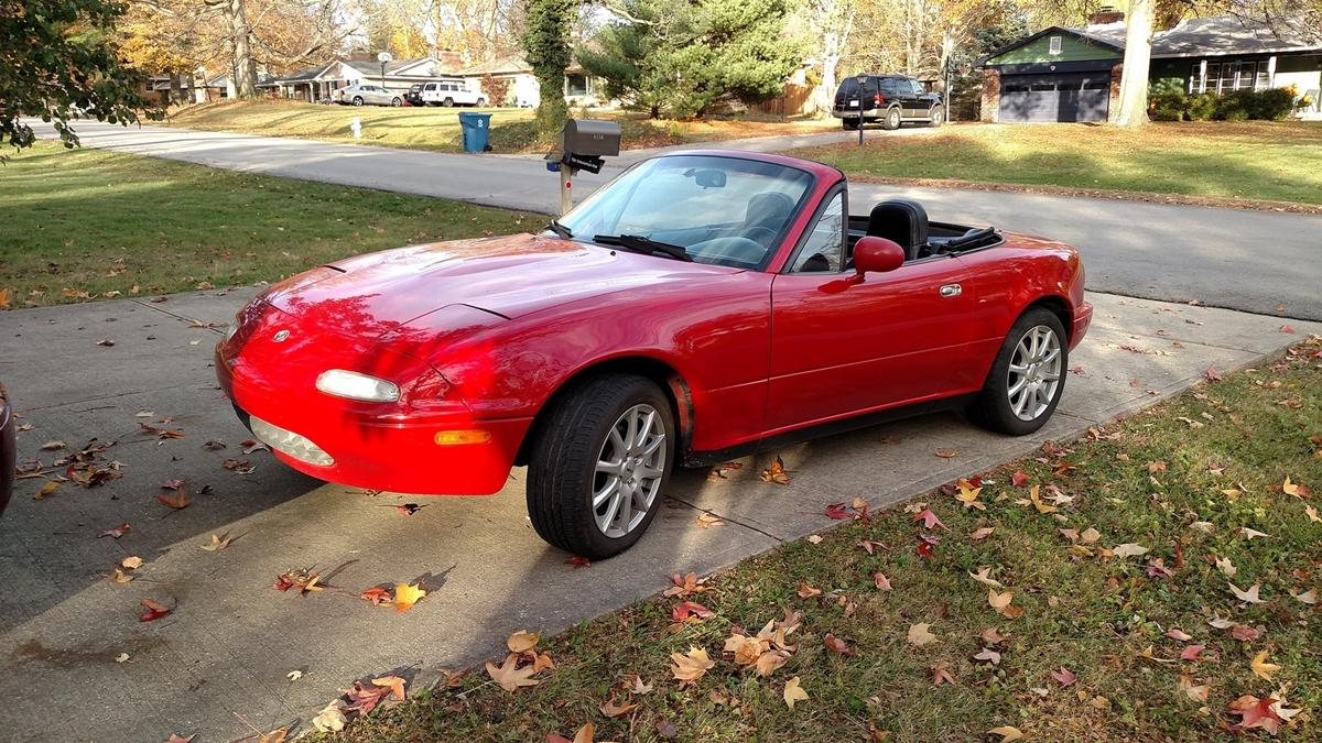 My Curbside Classic Update: 1997 Mazda MX-5 Miata – Wheeeee!