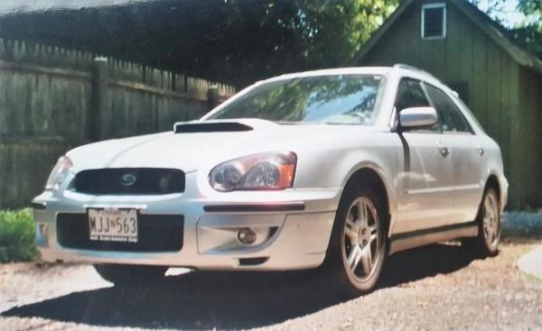 2 - 2004 Subaru WRX Wagon