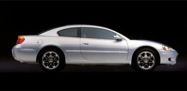 2001 Sebring coupe side