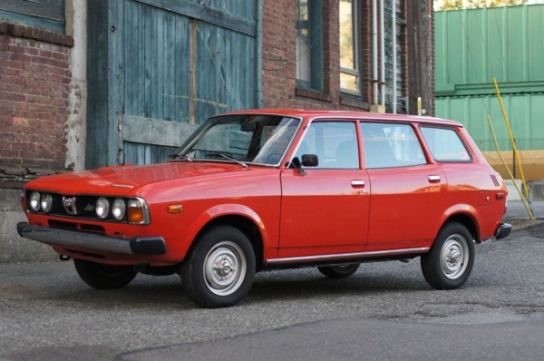 4 - 1978 Subaru GL 1600 AWD