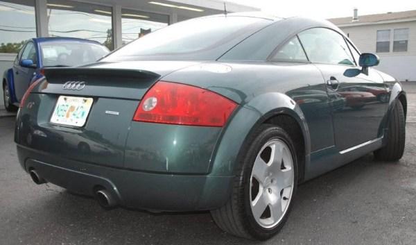 4 - 2001 Audi TT