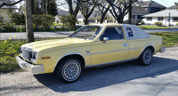 AMC Concord yellow