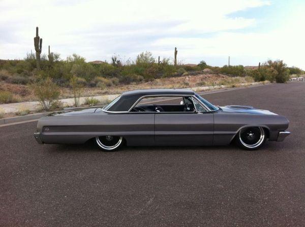 Chevrolet 1964 impala resto mod