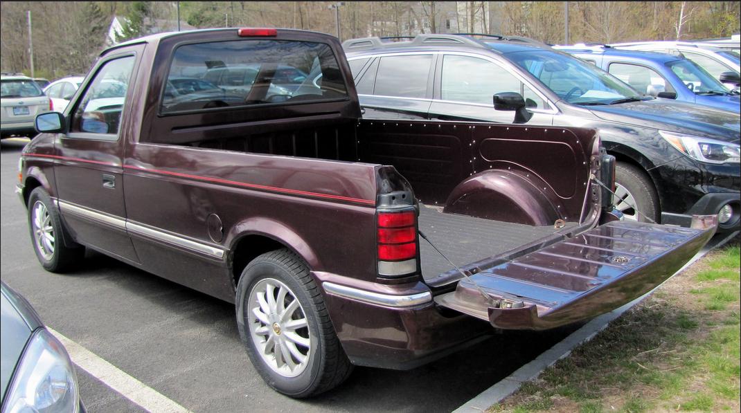 Elegant Custom Show Lifted OffRoad Dodge Caravan 25k Invested