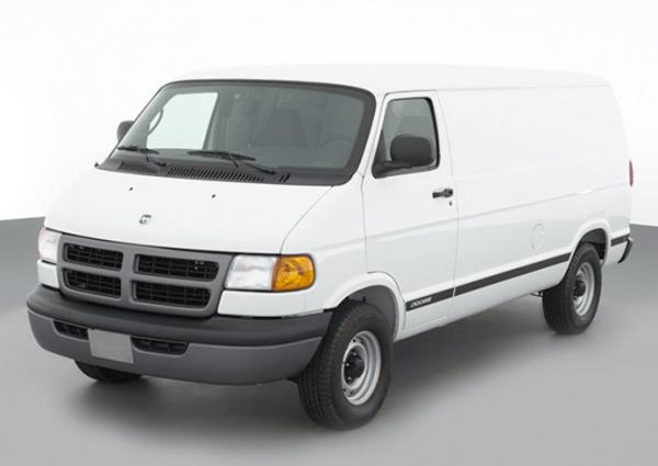 Dodge van 2003