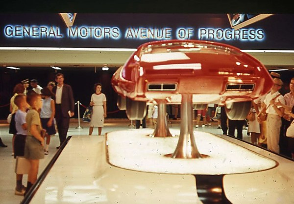 GM 1964 Concept_Car_1964_NY_World's_Fair