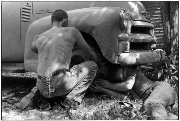 Gedney Chevy truck