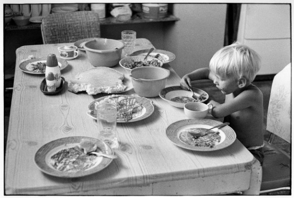 Gedney lunch 1972