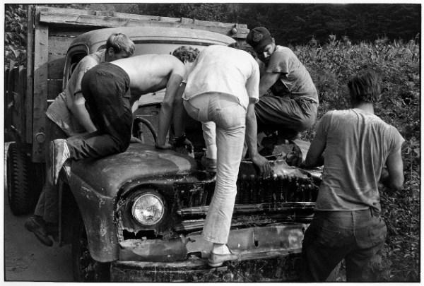 Gedney truck 1972