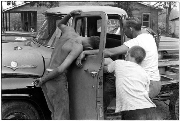 Gedney truck peer 1972