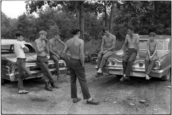 Gedney two chevys 1972