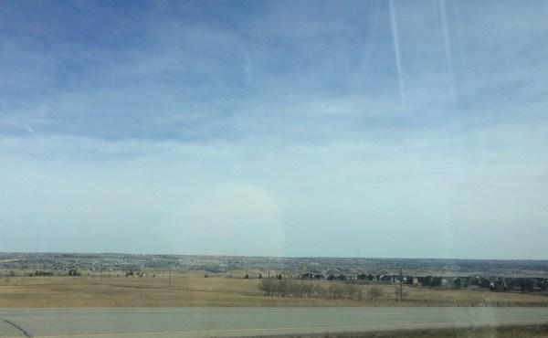 Near Calgary