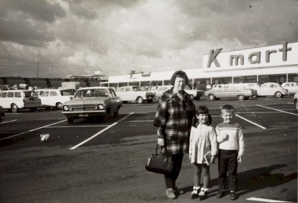 Kmart Burwood 1970