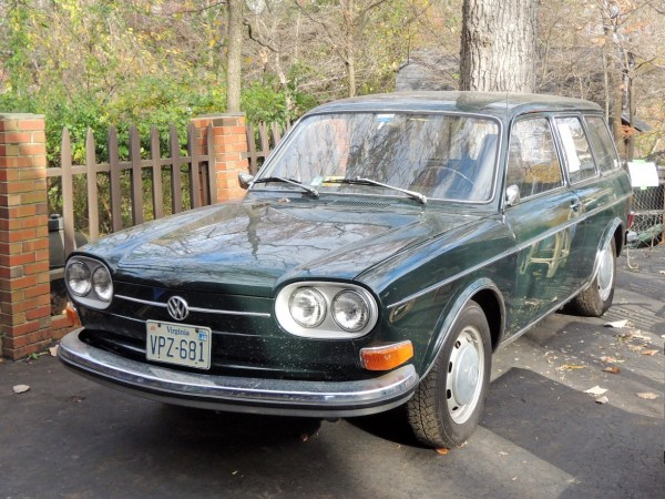 Curbside Classic: 1971 Volkswagen 411 – Searching For Its Niche | Curbside  ClassicCurbside Classic