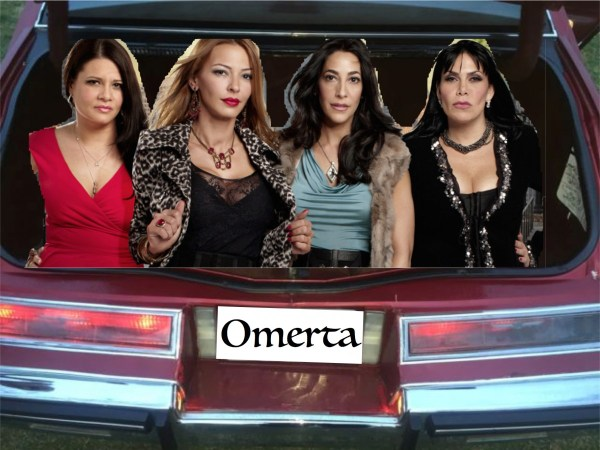 Omerta Trunk Four Abrest