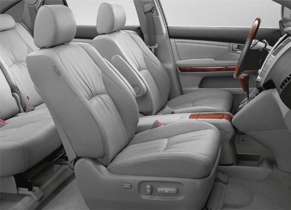 RX interior