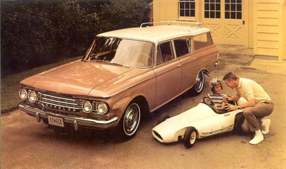 Rambler 1962 classic wagon 2