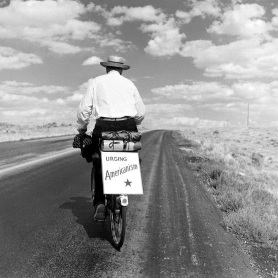 Route 30 biker