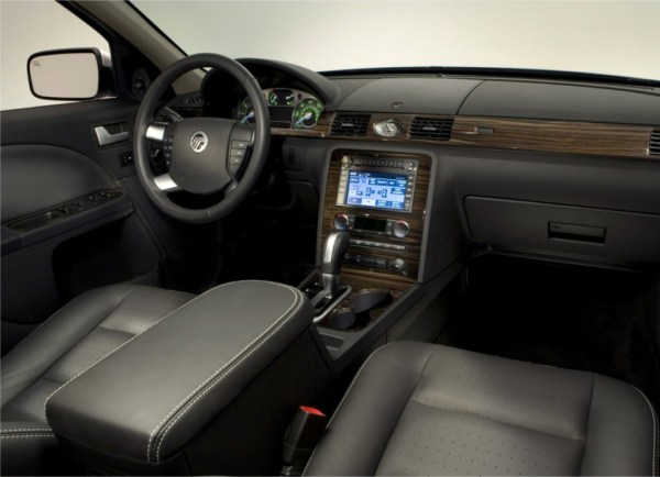 Sable interior with SYNC