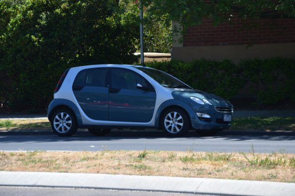 Smart Forfour 1