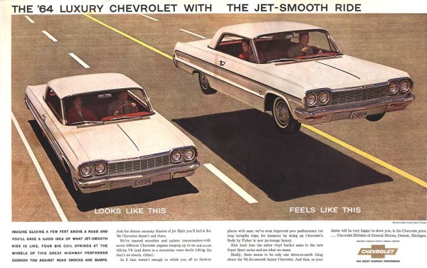 chevrolet 1964 impala jet smooth ride 1