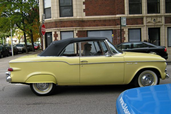 002 - 1960 Studebaker Lark VIII Regal convertible CC