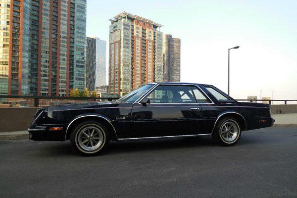 005 - 1981 Chrysler Cordoba LS CC