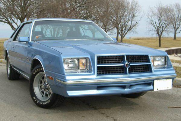 007 - OTHER 1981 Chrysler Cordoba LS CC
