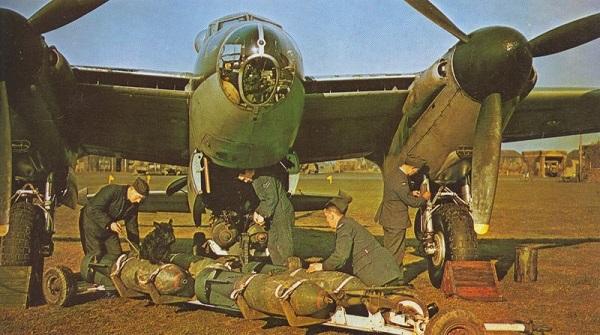 19 fighter bomber