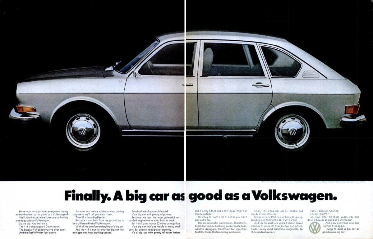 Curbside Clic: 1971 Volkswagen 411 – Searching For Its ... on vw 411 engine, vw 411 club, vw 411 platform,