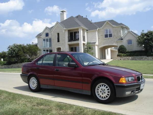 1992BMW325i