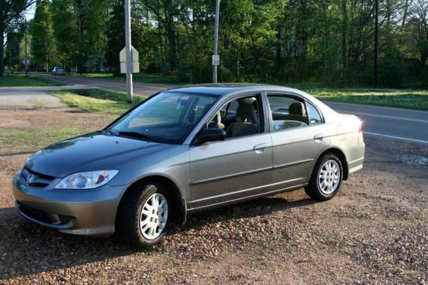 2004 Honda Civic 1