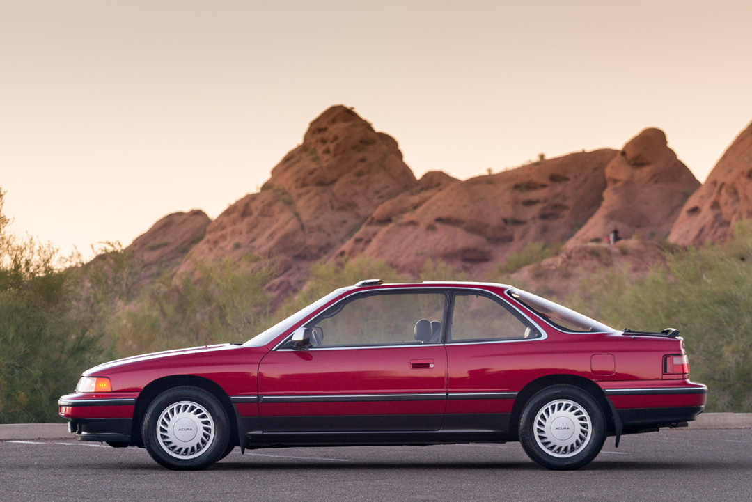 curbside classic 1988 acura legend coupe precision crafted performance. Black Bedroom Furniture Sets. Home Design Ideas