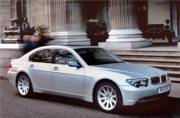 BMW 7 Series (2)