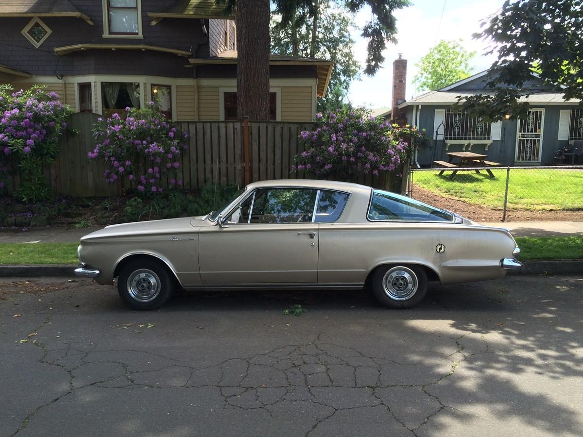 CC Outtake: 1964 Plymouth Valiant Barracuda – More Valiant Than 'Cuda