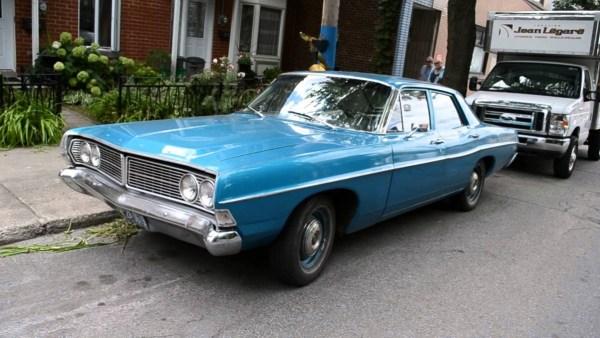 Ford 1968 custom 500
