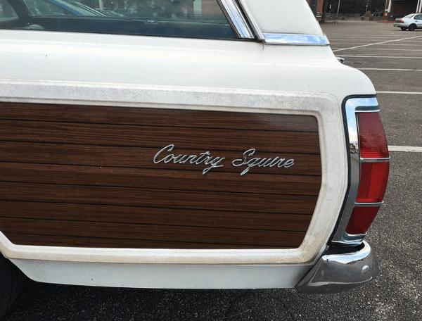 Ford 1970 CS logo