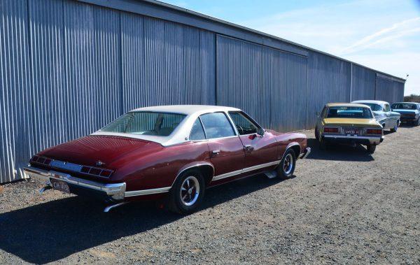 Pontiac Luxury LeMans GTO 2