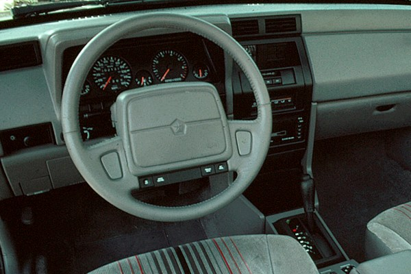 RS interior