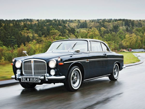 Rover P5B coupe b