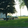 (click on image for full size) I pass this rural farmhouse on my way to work, and finally caught all three CCs in the driveway together. I know which one […]