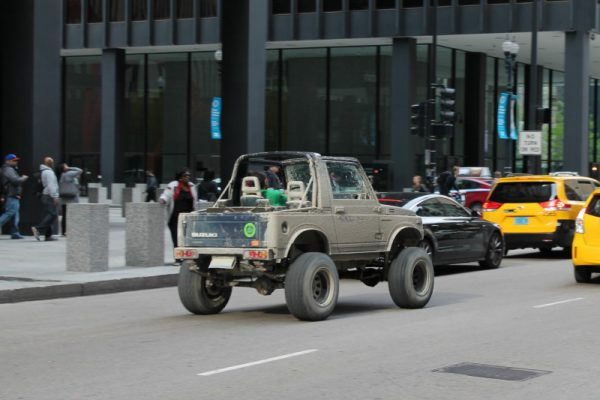 080 - 1988 Suzuki Samurai CC