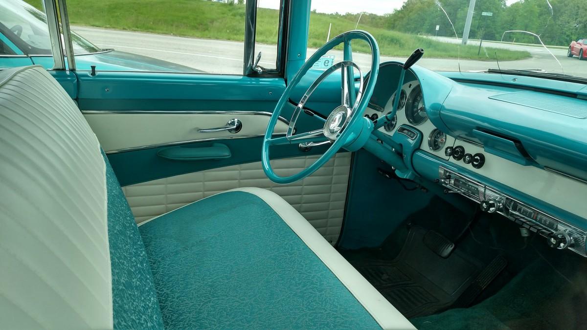1956 ford customline wagon old car hunt - 1956fordfairlanefordorvictoria09