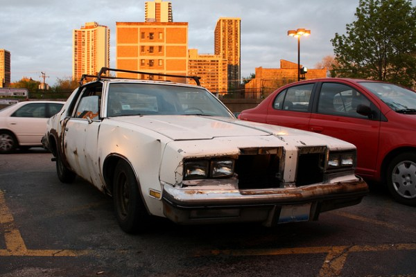 1980 Cutlass White 2