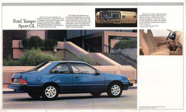 1985 Ford Tempo-16 amp 17