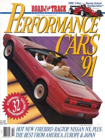 1991 R&T Performance Cars