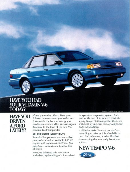 1992-Ford-Tempo-GLS