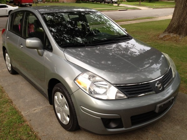 COAL 2007 Nissan Versa I Dont Believe In Curses But